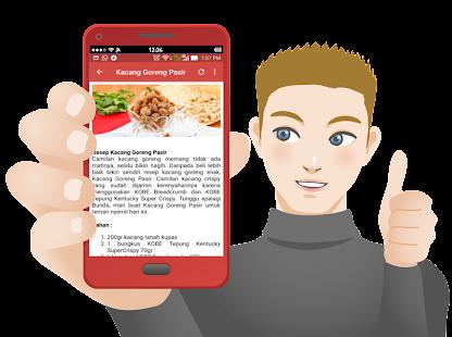 Aneka Makanan Ringan - náhled