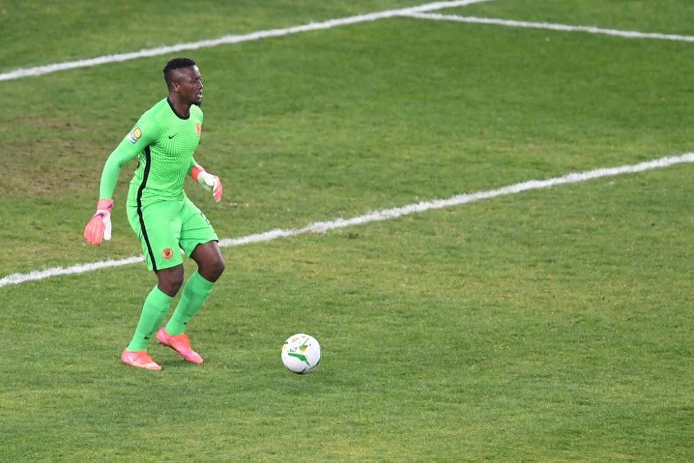Bruce Bvuma: Kaizer Chiefs a well-rested team as they meet Wydad