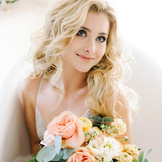 Wedding photographer Anastasiya Moiseeva (Singende). Photo of 15.10.2018