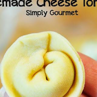 Homemade Cheese Tortellini Recipe