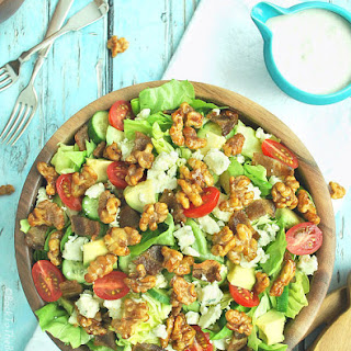 Bacon Blue Cheese Avocado Salad Recipes