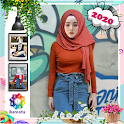 Style Hijab Jeans Fashion Maker icon