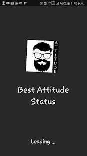 Best Attitude Status 2017 - náhled