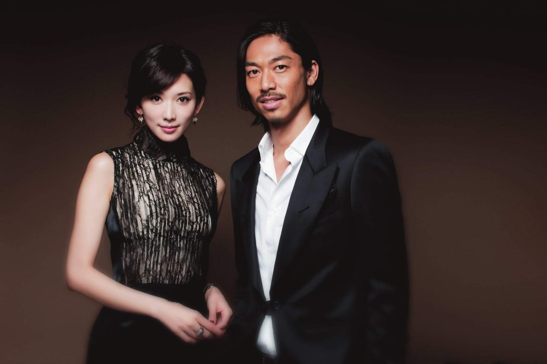 [迷迷音樂] 林志玲 和 放浪兄弟 AKIRA 閃婚!