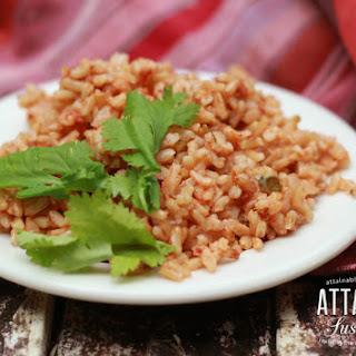 Easy Spanish Rice.