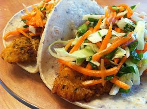 Photo: Clean Fish Tacos!