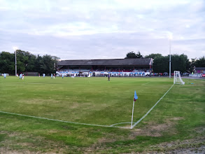 Photo: 12/08/13 v Walton Casuals (Ryman League South Division) 1-0 - contributed by Pete Collins