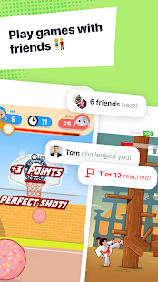 GAMEE - Play games with your friends Screenshot