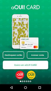aQUI! CARD - náhled