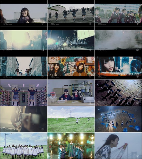 (PV)(720p+1080i) 欅坂46 MV – M-ON! HD 161201