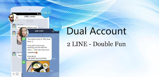 Multi accounts for LINE for PC