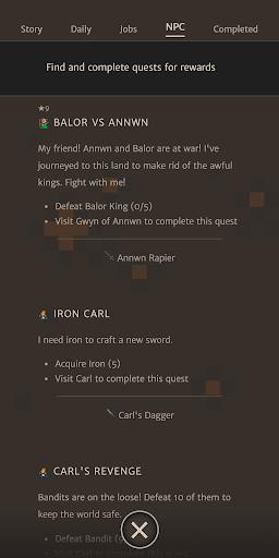 Orna: The GPS-RPG 1.81.1 screenshots 4