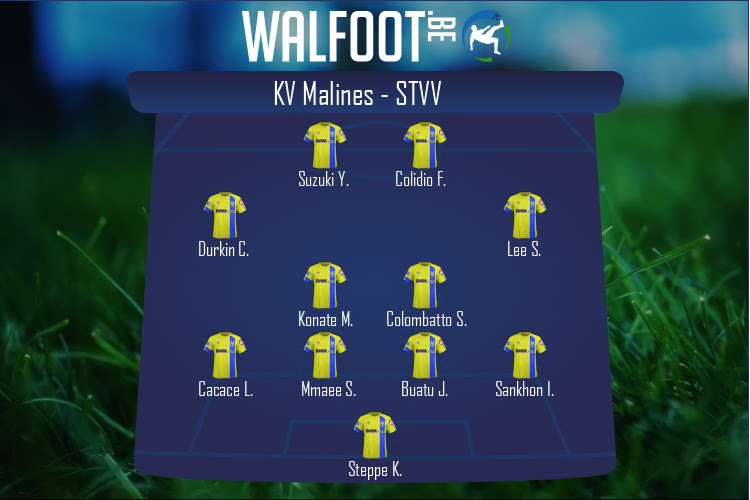 STVV (KV Malines - STVV)