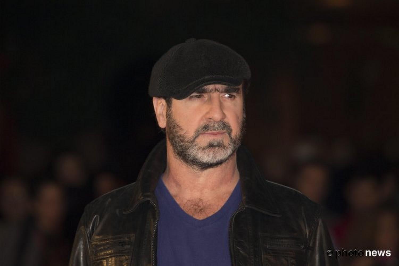 "Eric cantona in action for france. Il y a 25 ans, Eric Cantona sortait son célèbre ""Kung Fu ..."