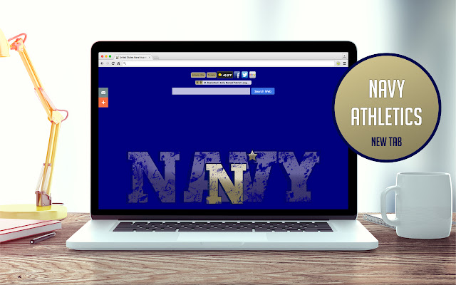 United States Naval Academy New Tab