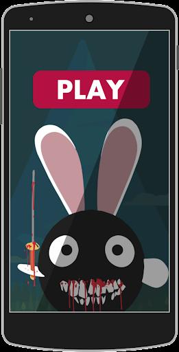 ウサギの恐怖