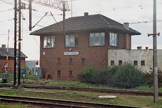 Photo: Nastawnia {Papowo Toruńskie; 2003-09-04}