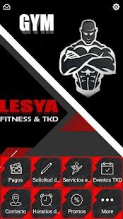 Lesya Fitness & TKD - náhled