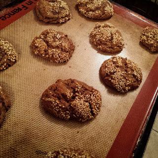 Uber Ginger Cookies