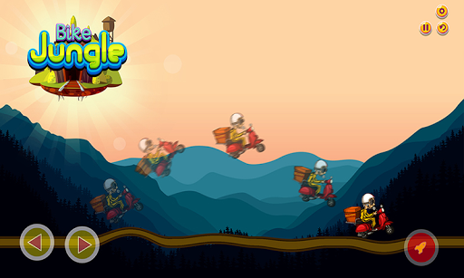 Bike Jungle 1.5 screenshots 6