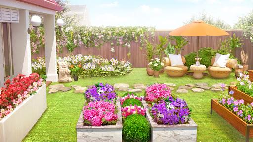 Home Design : My Dream Garden apktram screenshots 9