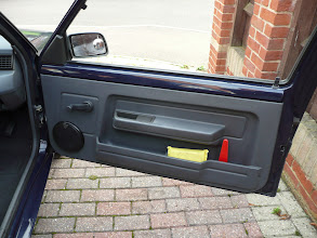 Photo: Renault 5 Campus Door Panel