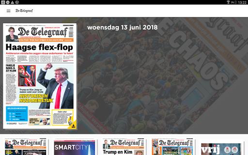 De Telegraaf Krant screenshot 6