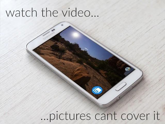 android 3D Bilder Album Screenshot 1