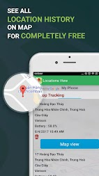 Phone Tracker By Number, Family & Friend Locator APK screenshot thumbnail 6