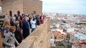 Este año se espera que 300.000 personas visiten la Alcazaba