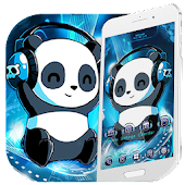 Music Tech Panda Launcher Theme Live HD Wallpapers Android APK Download Free By Best Launcher Theme & Wallpapers Team 2019