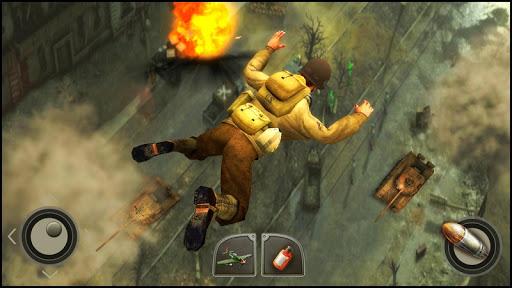 World War ww2 Firing battlegrounds: Free Gun Games android2mod screenshots 6
