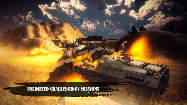 World of Tank War Machines - Real Tank Battle apk screenshot