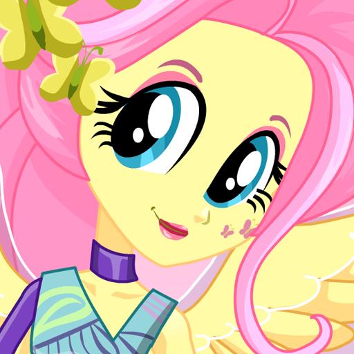 Archery Pinkie Pie Rarity Fluttershy Twilight (game)