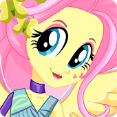 Archery Pinkie Pie Rarity Fluttershy Twilight