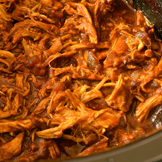 Honey BBQ Pulled Chicken
