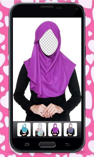 Hijab Selfie Kamera
