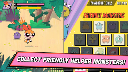 Ready, Set, Monsters! - Powerpuff Girls Games painmod.com screenshots 4