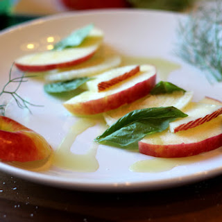 Apple, Fennel and Manchego Cheese Salad Recipe