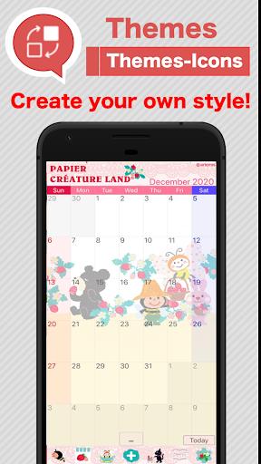 Calendar, Personal Planner & Diary - Jorte 1.9.56 Screenshots 4