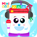 Baby Radio Toy. Kids Game icon