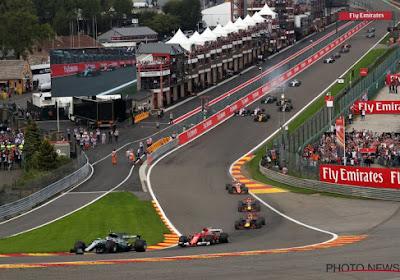 GP Formule 1 van Spa-Francorchamps zal, ondanks versoepeling coronamaatregelen, nog steeds achter gesloten deuren doorgaan