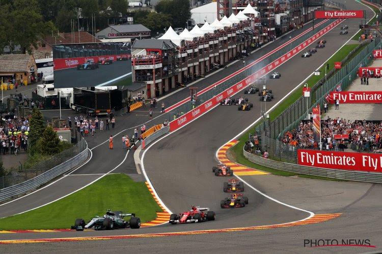 """Dan toch binnenkort opnieuw Formule 1? """"Dan willen we beginnen racen"""""""