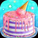 Ice Cream Cone Cake - Sweet Trendy Desserts icon