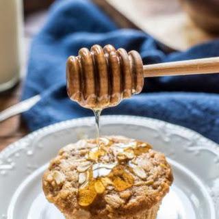 Honey Apple Muffins