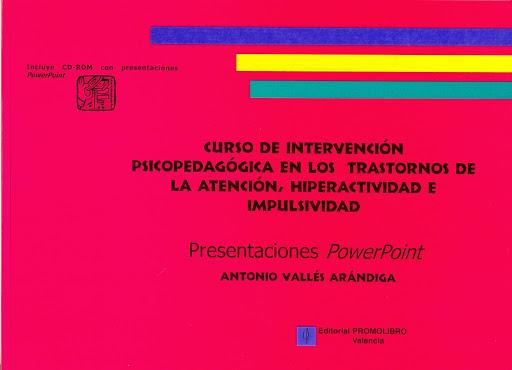 Curso intervencón TDA