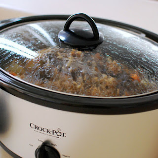 Crock-Pot Venison Roast.