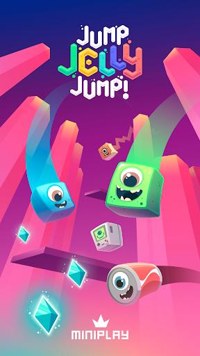 Jump Jelly Jump screenshots 1