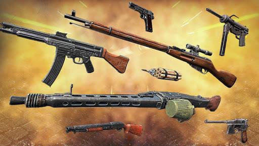 Gun Strike Ops: WW2 - World War II fps shooter 1.0.7 screenshots 23