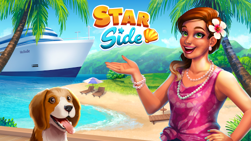 Télécharger Starside Resort de Célébrité apk mod screenshots 6